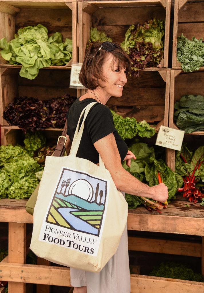 Pioneer Valley Food Tours - Winter Market