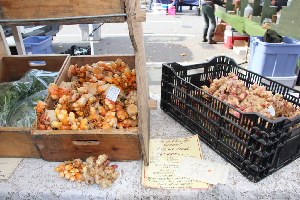 Tuesday Market- local produce and products