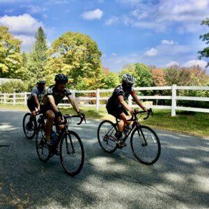 bike tour fall