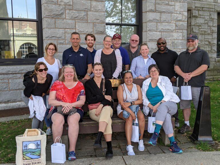 group local food tour